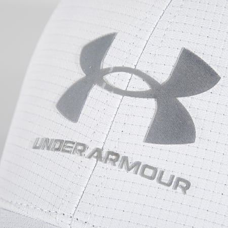 Under Armour - Casquette Fitted Iso-Chill 1361529 Blanc