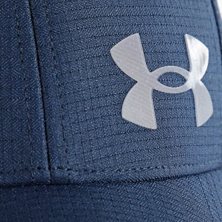Under Armour - Casquette Fitted Iso-Chill 1361530 Bleu Marine