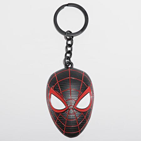 Spider-Man - Porte-clés Miles Morales Noir