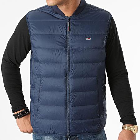 Tommy Jeans - Doudoune Sans Manches Packable Light 0964 Bleu Marine
