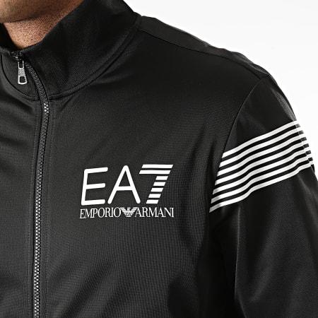 EA7 Emporio Armani - Ensemble de Survetement 6KPV59-PJ08Z Noir
