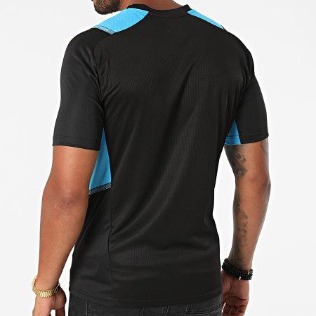 Puma - Tee Shirt OM Training 758826 Noir Gris Anthracite