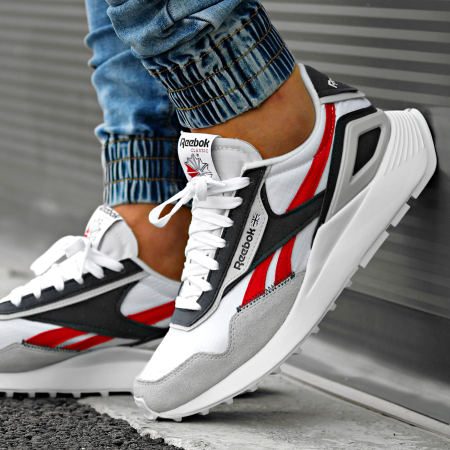 Reebok - Baskets Classic Leather Legacy AZ GX1226 Footwear White Pri Red