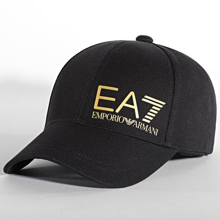 EA7 - Casquette 275936-0P010 Noir