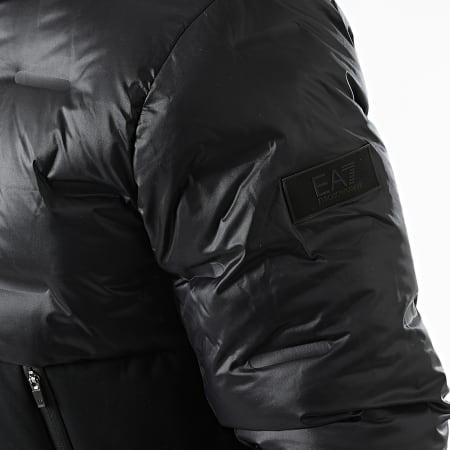 EA7 Emporio Armani - Doudoune Capuche 6KPB26-PN8MZ Noir