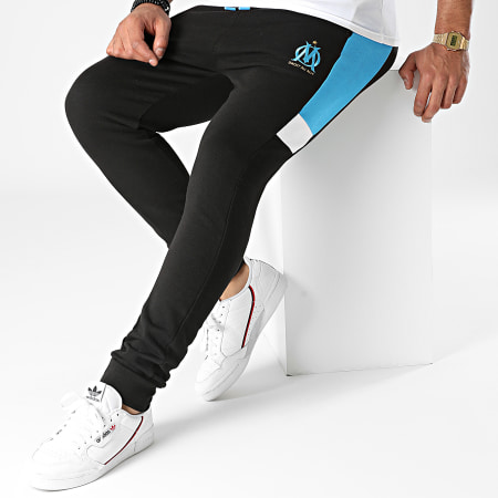 OM - Pantalon Jogging M21014 Noir
