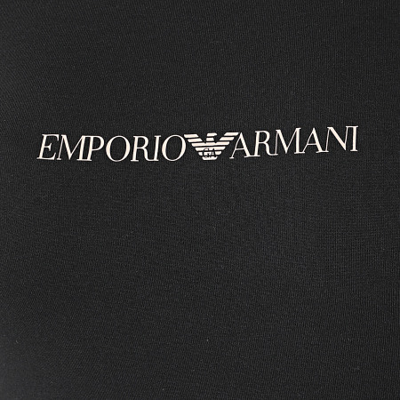 Emporio Armani - Tee Shirt Femme 163139-1A227 Noir