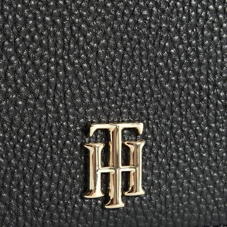 Tommy Hilfiger - Sac A Main Femme Soft Small Crossover 0124 Bleu Marine