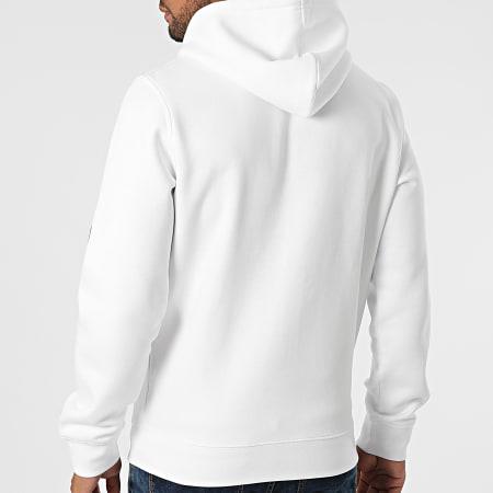 Champion - Sweat Zippé Capuche 214745 Blanc