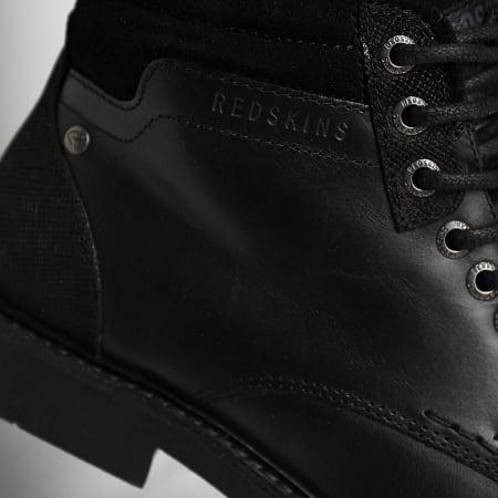 Redskins - Bottines Jabor LT43102 Noir