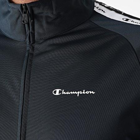 Champion - Ensemble De Survêtement A Bandes 215984 Bleu Marine