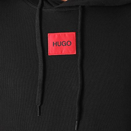 HUGO By Hugo Boss - Sweat Capuche 50458700 Noir