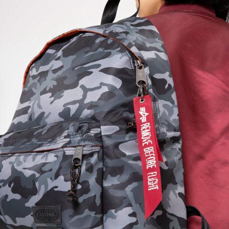 Eastpak - Sac A Dos Padded Pak'r Alpha Gris Camouflage