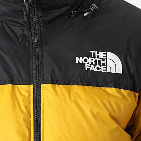 The North Face - Doudoune 1996 Retro Nuptse A3C8D Jaune Moutarde