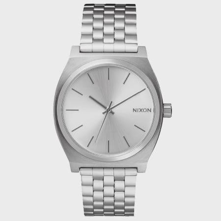 Nixon - Montre Time Teller A045-1920 All Silver
