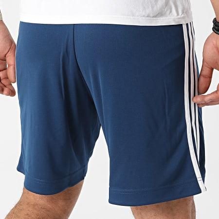 adidas - Short Jogging A Bandes Arsenal FC GS2451 Bleu Marine