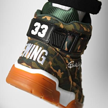 Ewing Athletics - Baskets 33 Hi 1EW90164 Camo Gum White