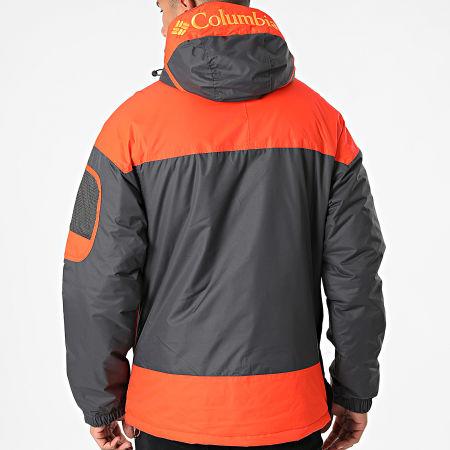 Columbia - Veste Outdoor Challenger Orange Gris