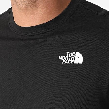 The North Face - Tee Shirt Red Box A2TX2 Noir