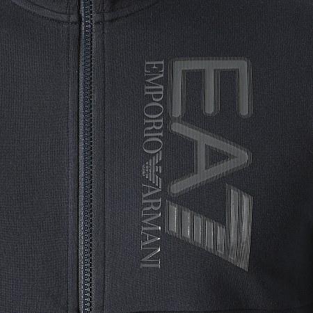 EA7 Emporio Armani - Ensemble De Survetement 6KPV53-PJ05Z Bleu Marine