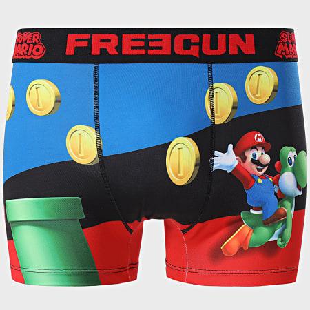 Freegun - Boxer Coins Noir
