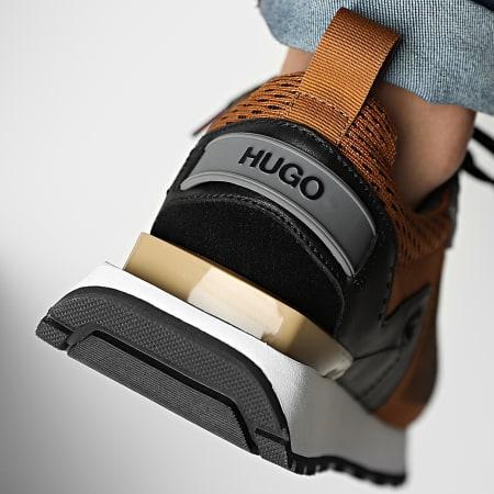 HUGO By Hugo Boss - Baskets Cubite Runner 50459155 Medium Brown