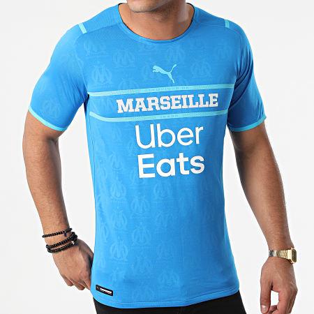 Puma - Tee Shirt De Sport OM 3rd Authentic 759284 Bleu