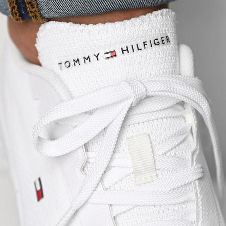 Tommy Hilfiger - Baskets Lightweight Techmesh Flag Runner 3280 White