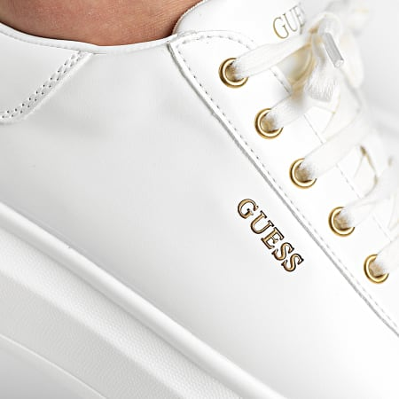 Guess - Baskets FMSAL8ELE12 White