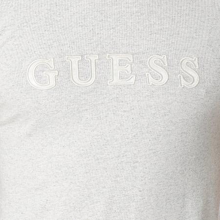 Guess - Tee Shirt O1GA05-K8HM0 Gris Chiné