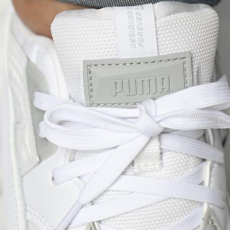 Puma - Baskets Mirage Sport 384389 White Grey Violet