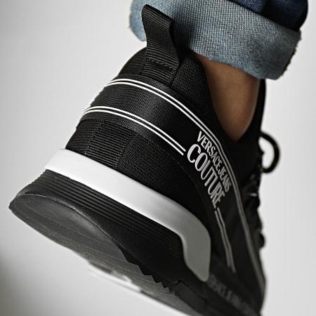 Versace Jeans Couture - Baskets Linea Fondo Dynamic YA3SA3 Black