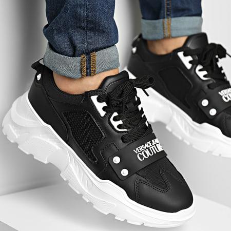 Versace Jeans Couture - Baskets Fondo Speedtrack 71YA3SC4 Black