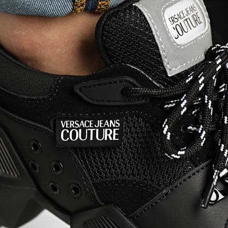 Versace Jeans Couture - Baskets Fondo Gravity 71YA3SU4 Black
