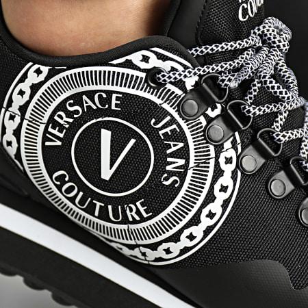 Versace Jeans Couture - Baskets Fondo Spyke 71YA3SE4 Black