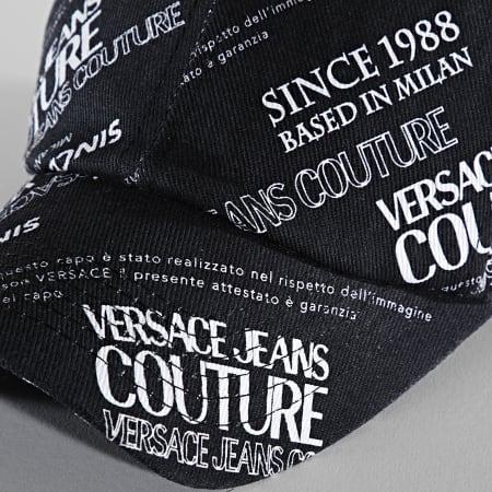 Versace Jeans Couture - Casquette 71YAZK17-ZG017 Noir