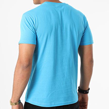 OM - Tee Shirt Olympique De Marseille M21003C Bleu Clair