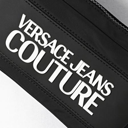 Versace Jeans Couture - Sac Banane Range Logo Type Noir