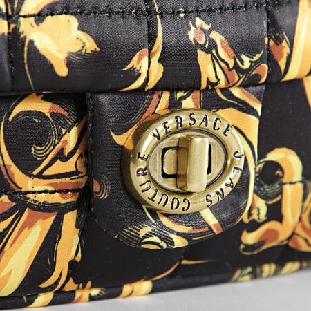 Versace Jeans Couture - Sac A Main Femme Range Puffy Noir Renaissance