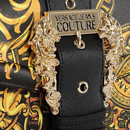 Versace Jeans Couture - Sac A Main Femme Range Couture Noir Renaissance
