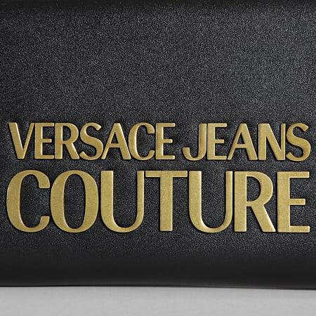 Versace Jeans Couture - Portefeuille Femme Range Thelma Noir