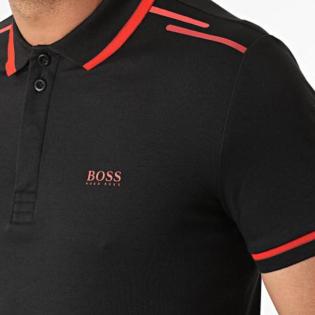 BOSS By Hugo Boss - Polo Manches Courtes 50464582 Noir