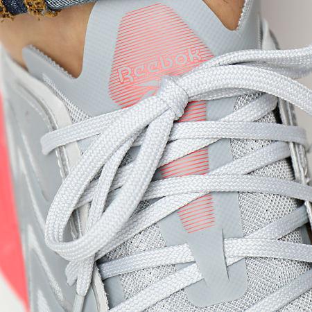 Reebok - Baskets Zig Kinetica 21 H05165 Pure Grey 2 Pur Grey 4 Pink
