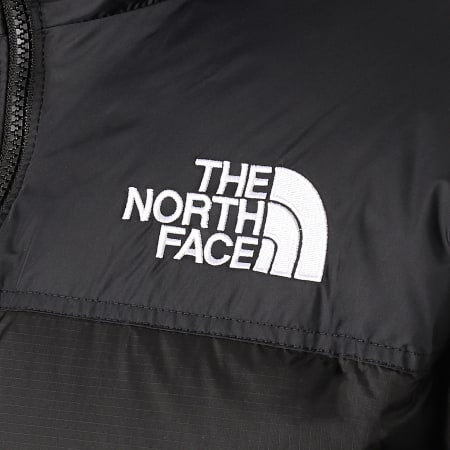 The North Face - Doudoune Retro Nuptse 1996 A3C8D Noir